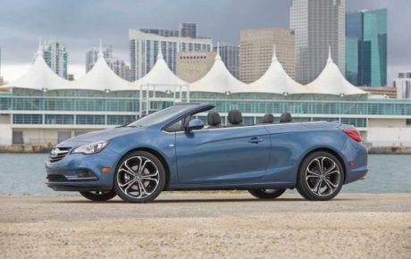 Buick Cascada Review