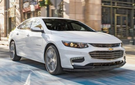 Chevrolet Malibu Review
